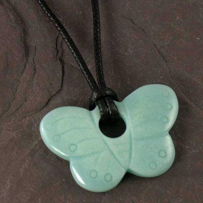 Amazonite-Butterfly