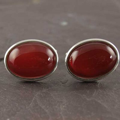 Large-Oval-Cufflinks