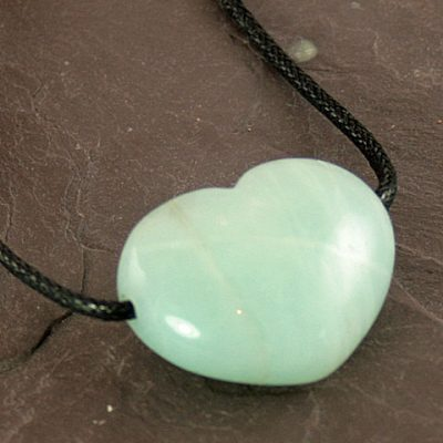 Amazonite-Puff-Heart