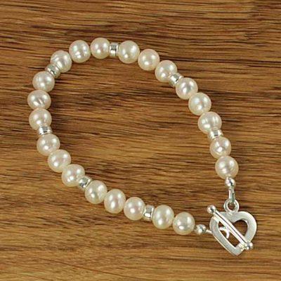 Pearl-Heart-Bracelet
