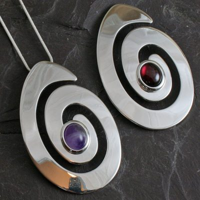 Oval-Spiral-N