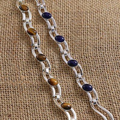 5-Stone-Bracelet