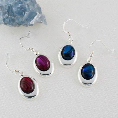 Abalone-Offset-Oval-Earrings