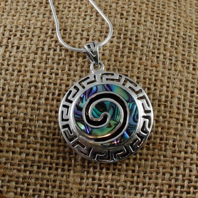 Abalone-Round-Small-Spiral-