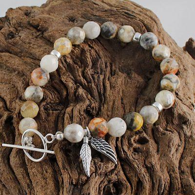 Agate-Charm-Bracelet