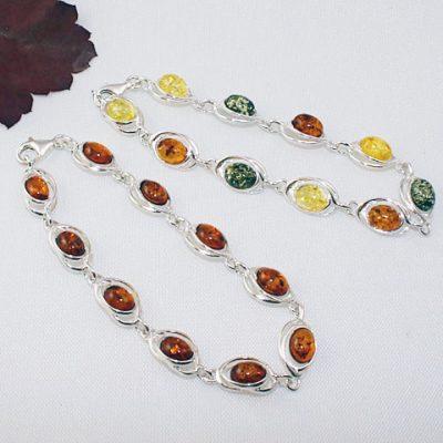 Amber-Bracelets