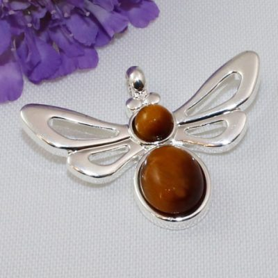 Bee-Necklace-Tigers-Eye