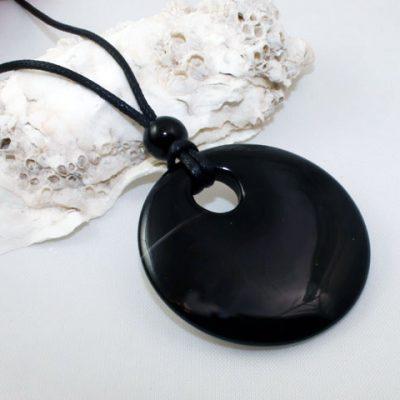 Black-Agate-Round