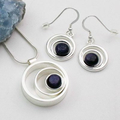 Blue-Goldstone-Circles-Collection