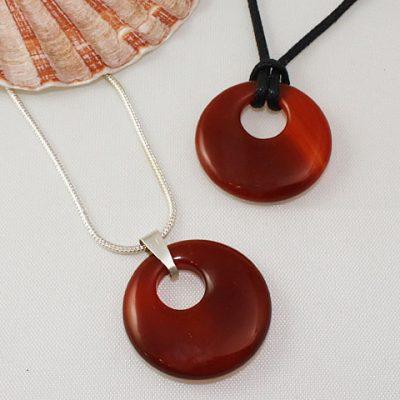 Carnelian-Round-on-Chain---thong