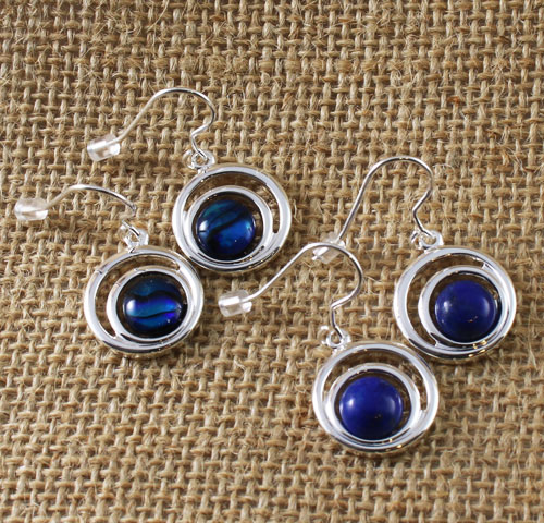 Circles-earrings