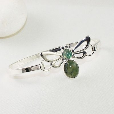 Green-Moss-Agate-Bee-Bangle