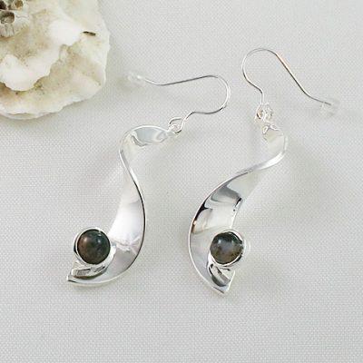 Green-Moss-Drop-Earrings