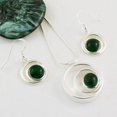Jade--Circles-Collection