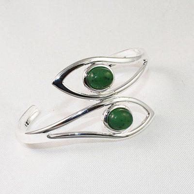 Jade-Double-Stone-Bangle