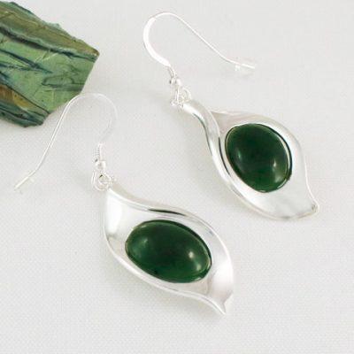Jade-Leaf-Earrings