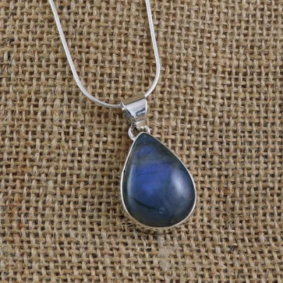 Labradorite-Small-Teardrop
