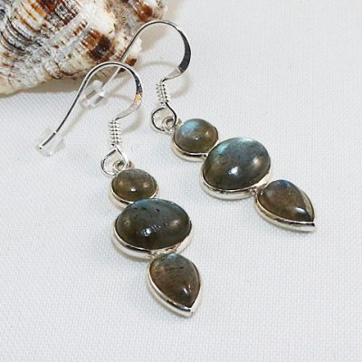 Labradorite-Triple-Stone-Earrings