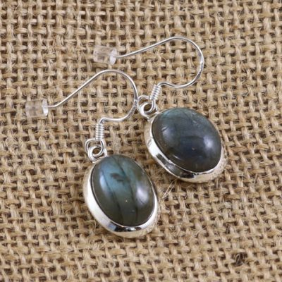 Labradorite-oval-earrings