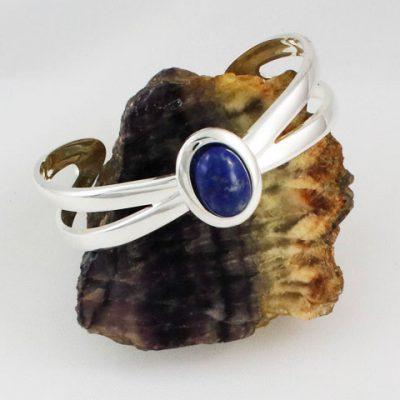 Lapis-Lazuli-Bow-Bangle