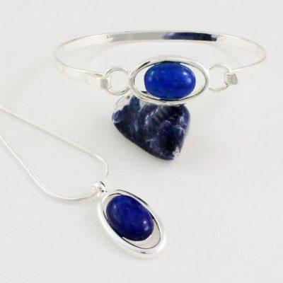 Lapis-Lazuli-Halo Collection