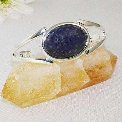 Lapis-Lazuli-Torque-Bangle