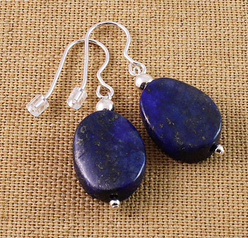 Lapis-Twisted-Oval