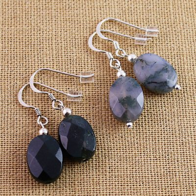 Moss-Oval-faceted-earrings