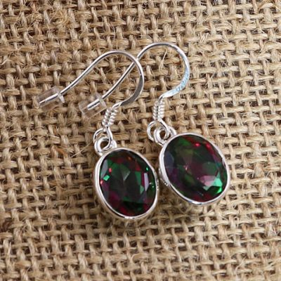 Mystic-Topaz-Oval-Earrings