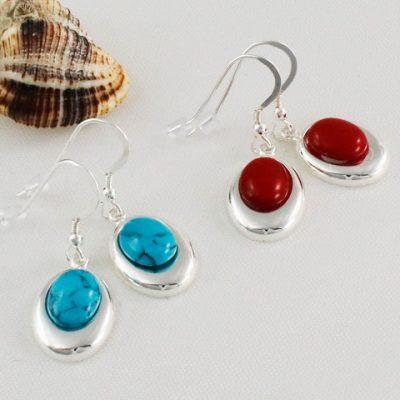 Offset-Oval-Earrings