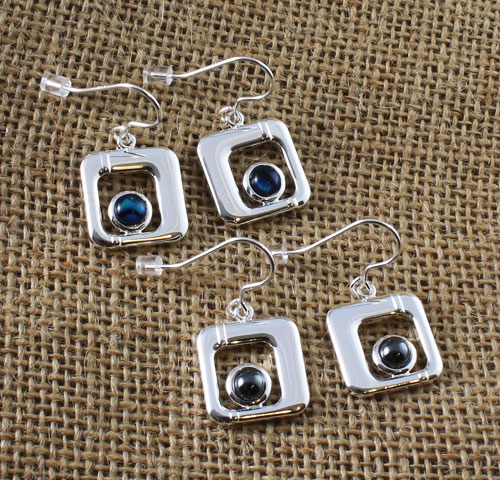 Square-Earrings
