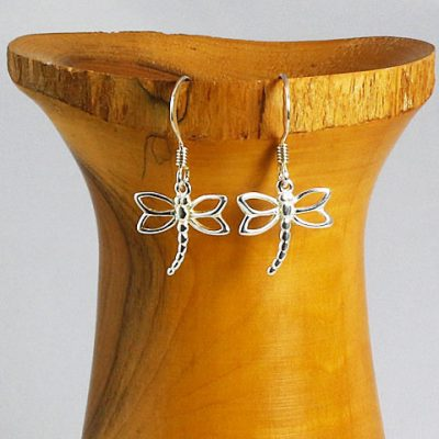 Sterling-Silver-Dragonfly-Earrings
