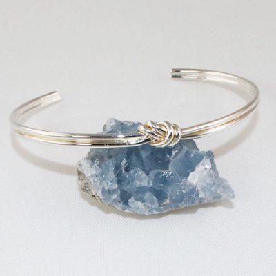 Sterling-Silver-Knot-Bracelet