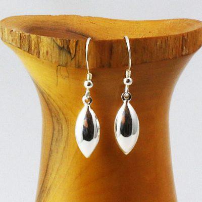 Sterling-Silver-Melon-Earrings